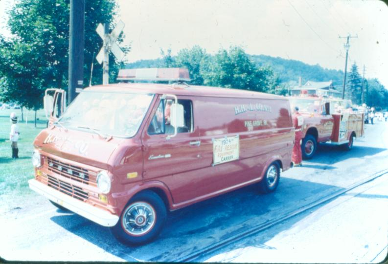 rescue van