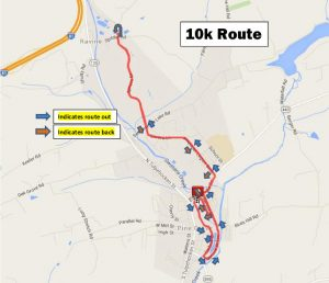 10K Route 2017