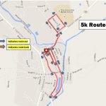 5K Route 2017
